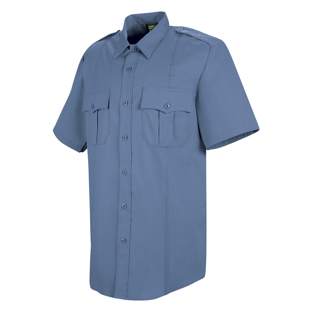 Horace Small Deputy Deluxe Short Sleeve Shirt HS1219 - French Blue