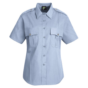 Horace Small Deputy Deluxe Short Sleeve Shirt HS1276 - Light Blue