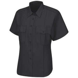 Horace Small Sentry Short Sleeve Shirt HS1285 - Black
