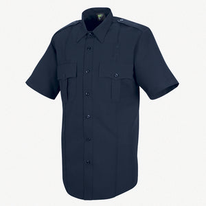 Horace Small Sentry Action Option Short Sleeve Shirt HS1293 - Dark Navy