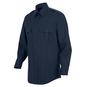 Horace Small New Generation Stretch Long Sleeve Shirt HS1445 - Dark Navy