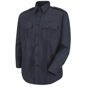 Horace Small Women's Sentry Long Sleeve Shirt HS1498 - Dark Navy