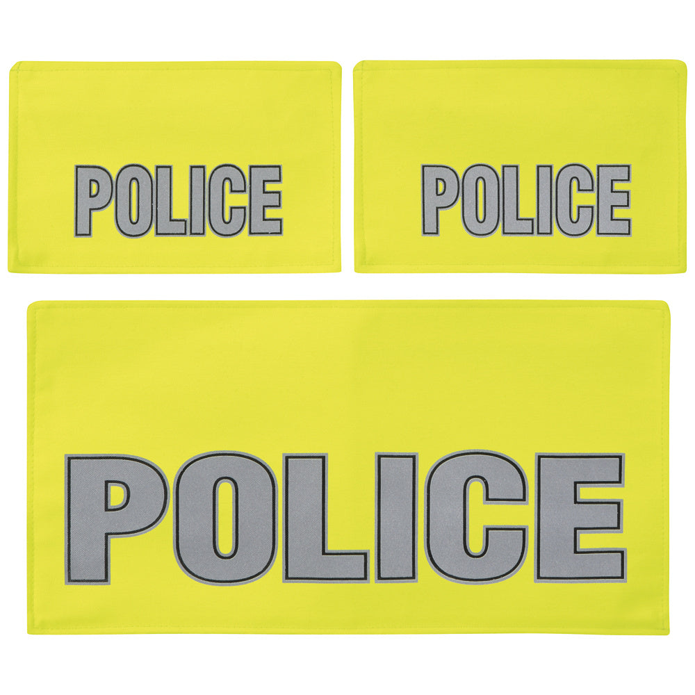 Horace Small Drop Down Package Police HS3340 - Hi-Vis Yellow