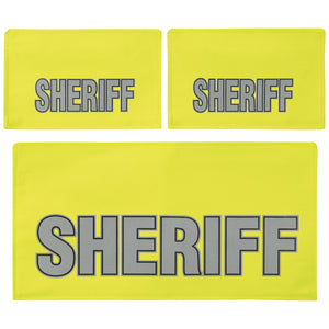 Horace Small Drop Down Package Sheriff HS3341 - Hi-Vis Yellow