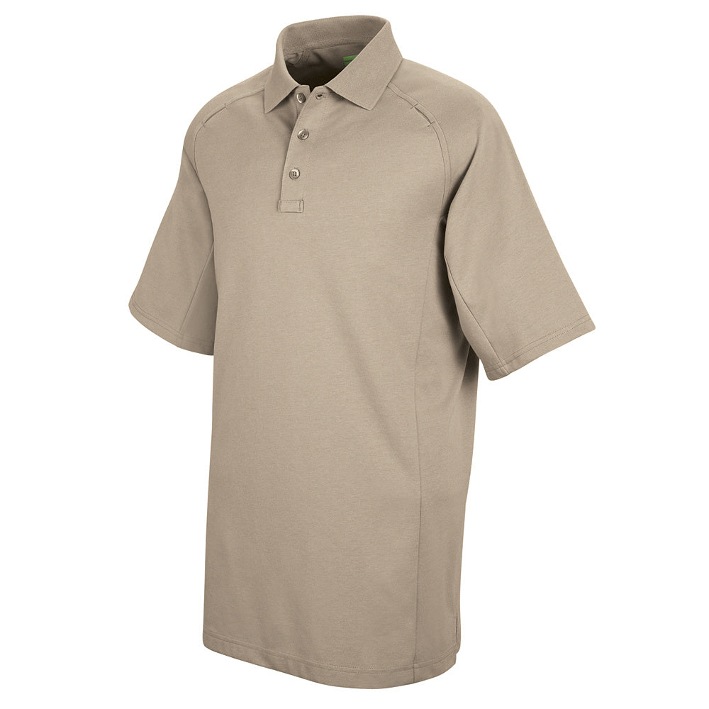 Horace Small Special Ops Short Sleeve Polo HS5125 - Silver Tan