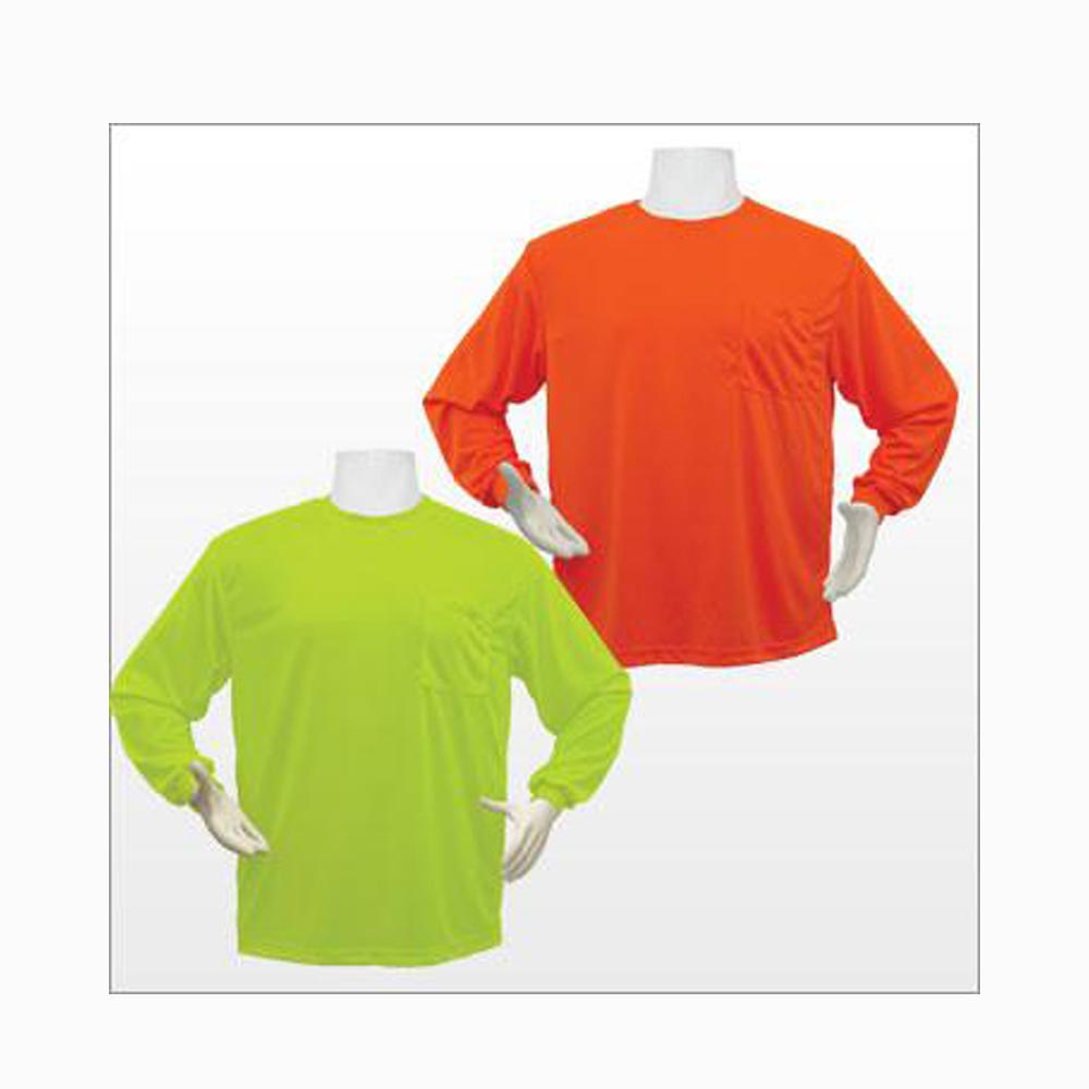 High Visibility Long-sleeve T-shirt