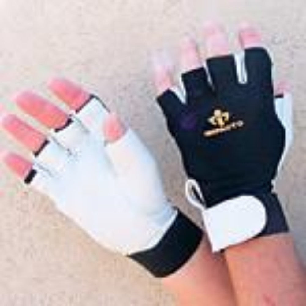 Anti-Vibration Air Glove Half Finger