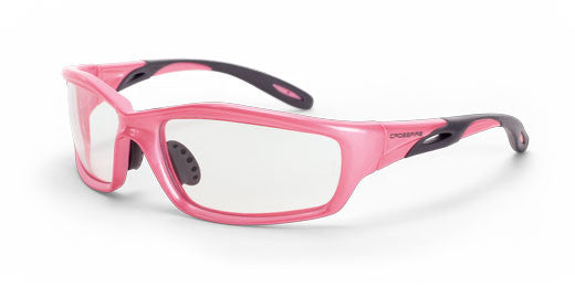 Infinity with Clear Lens and Pearl Pink Frame