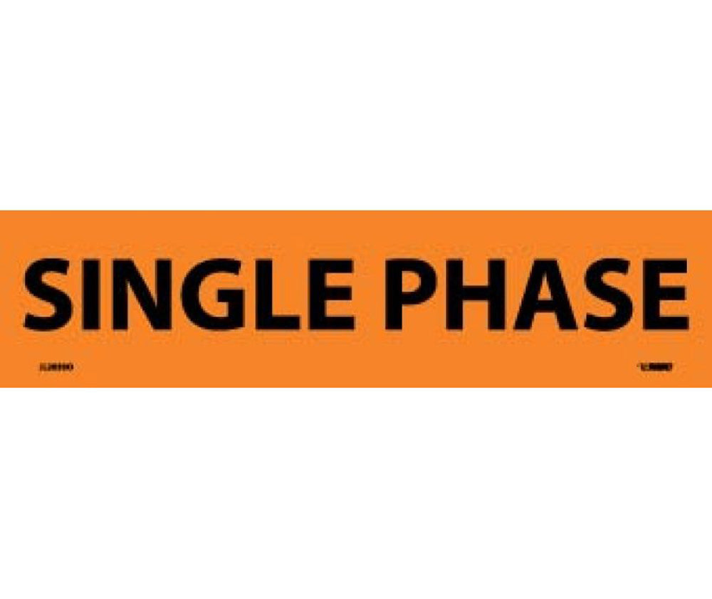 Single Phase Electrical Marker - Roll
