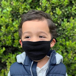 Reusable, Washable, & Cotton Face Mask - Kids