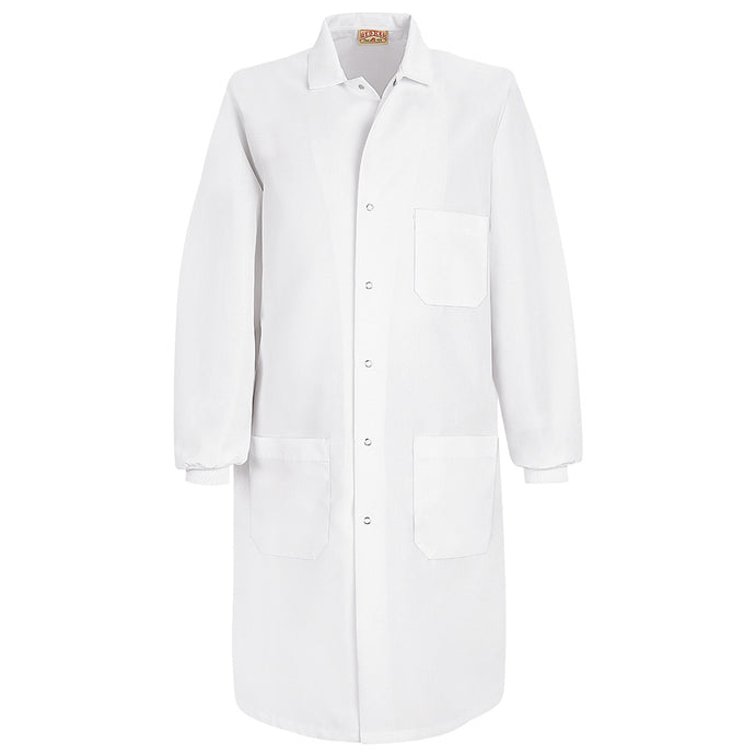 Red Kap Unisex Specialized Cuffed Lab Coat