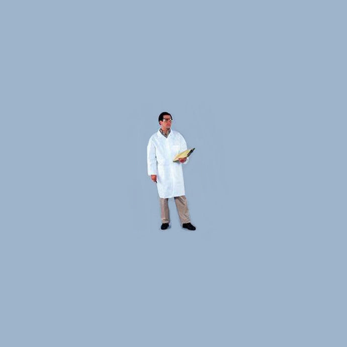 Kimberly-Clark KleenGuard* A20 Microforce Disposable Labcoat