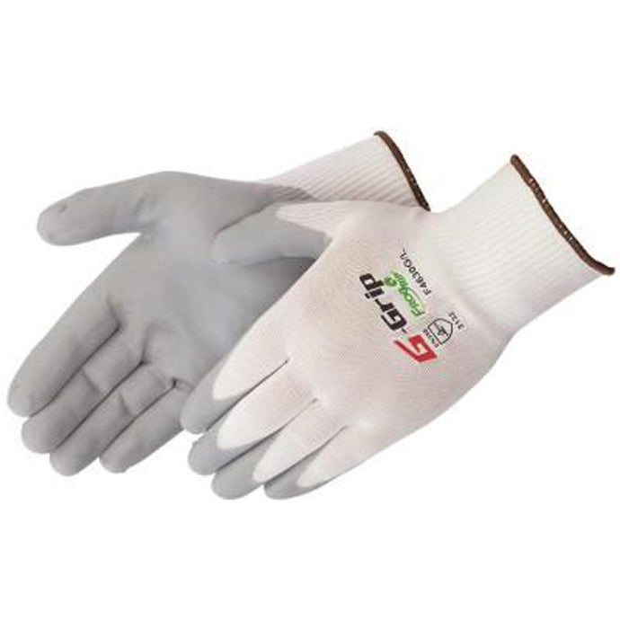 Q-Grip Grey nitrile Gloves - Dozen