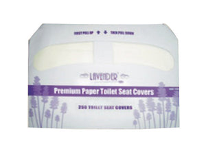 Premium Paper Toilet Seat Covers (Case)
