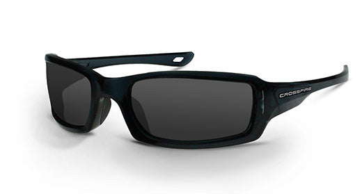 M6A Smoke Lens and Crystal Black Frame