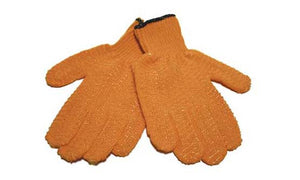 Honeycomb String Knit Gloves