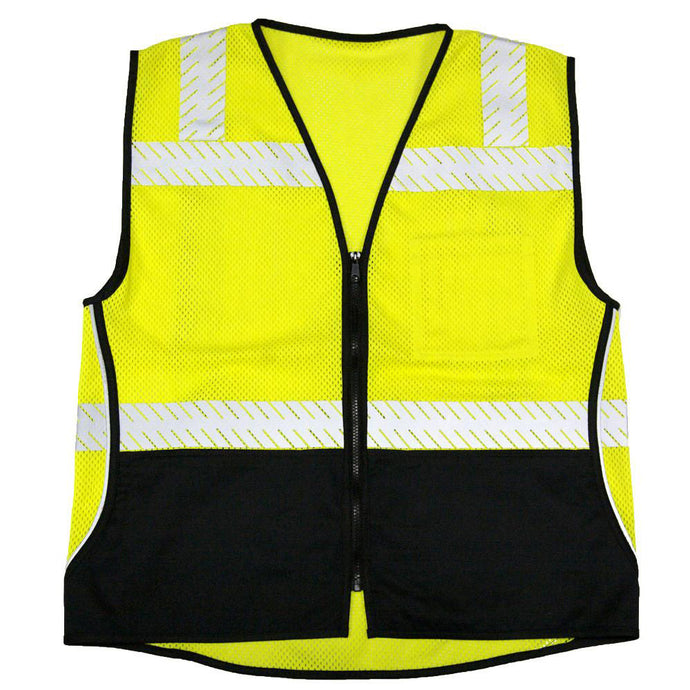 ML Kishigo - BLACK SERIES FIRE RESISTANT MESH VEST