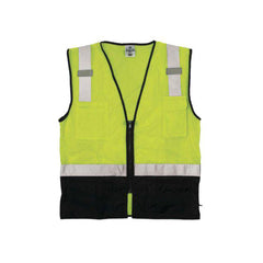 ML Kishigo - Black Bottom Class 2 Safety Vest