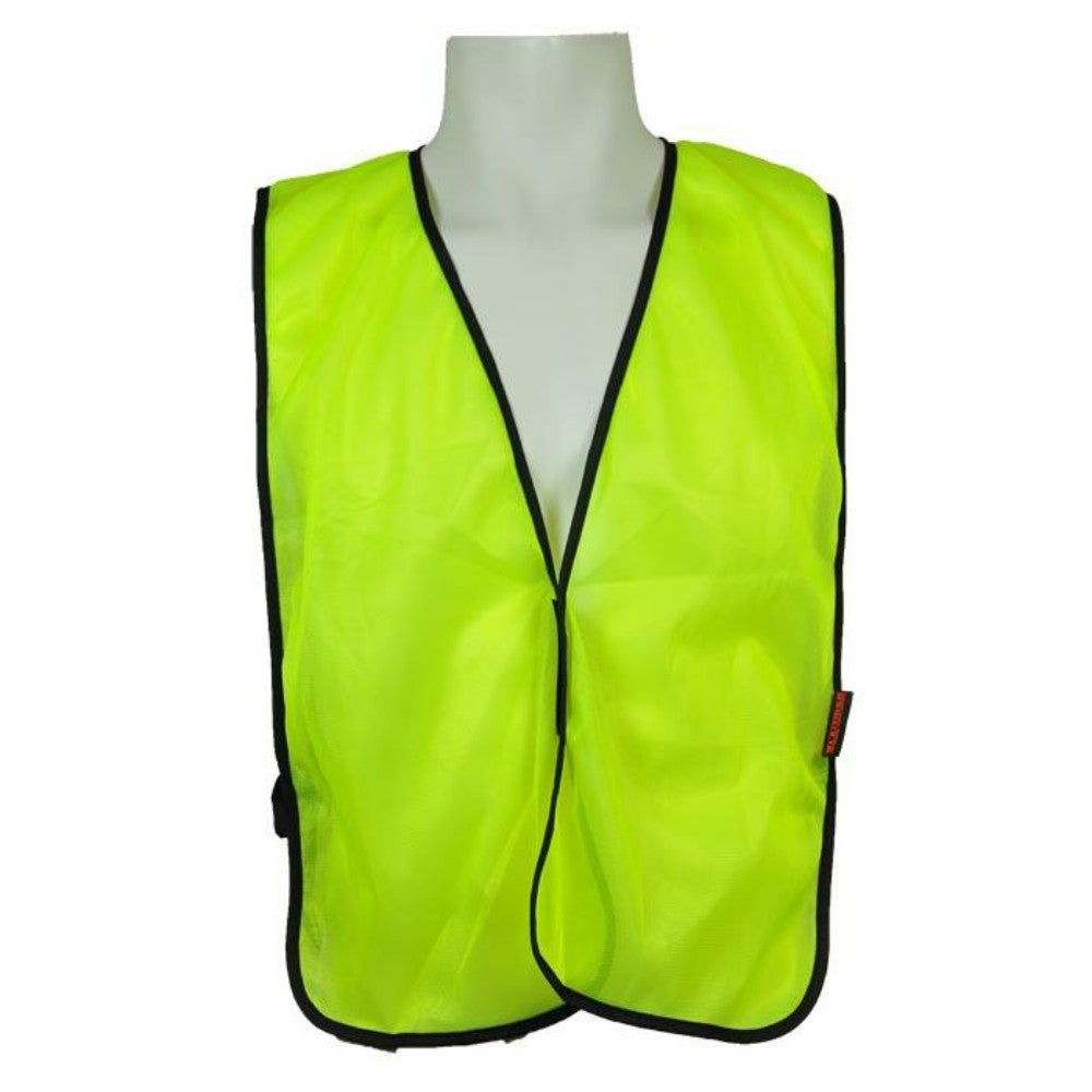 ML Kishigo - T-Series Mesh/Economy Tight Woven Imprintable Plain Vest