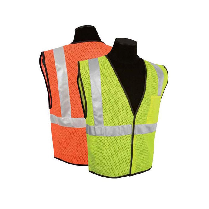 ML Kishigo Economy 1-Pocket Mesh Class 2 Safety Vest