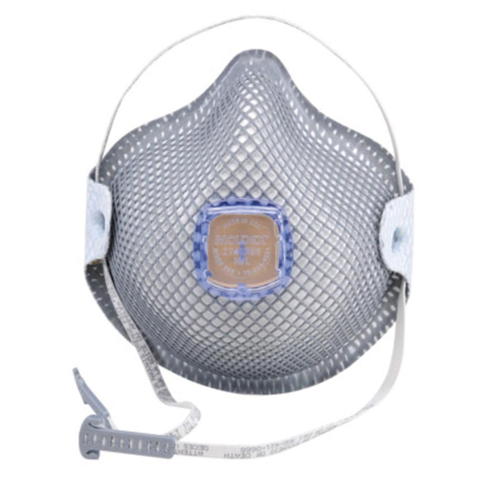 Moldex Medium/Large R95 Disposable Particulate Respirator With Ventex Exhalation Valve (10 Disposable Particulate Respirators - Pack)