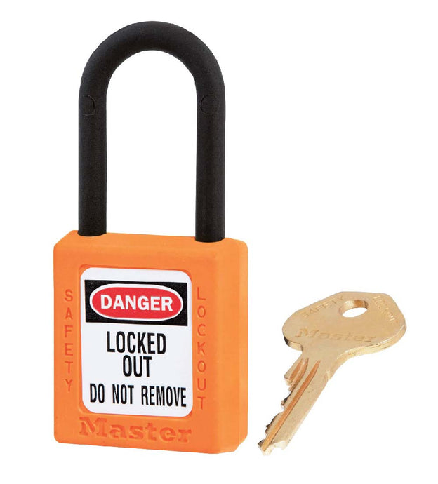 Dielectric Padlocks