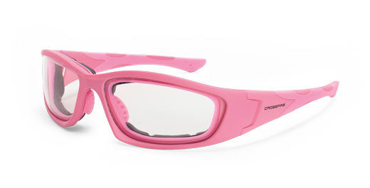 MP7 Clear Anti-Fog Lens Soft Pink Frame