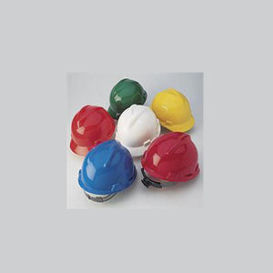 MSA - V-Gard - Fas Trac Suspension Hard Hat Safety Helmet