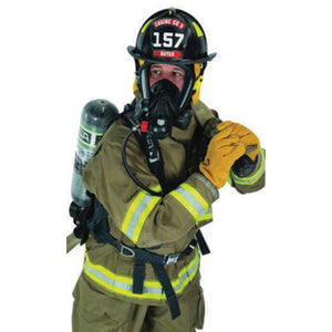 MSA Large Ultra-Elite Series Full Face Air Purifying Respirator