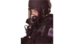 MSA Medium FireHawk Ultra-Elite Series Full Face Air Purifying Respirator