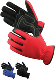 Task Gloves- Mechanic Synthetic Leather, padded contoured palm Gloves