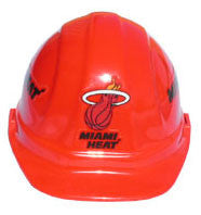 Miami Heat Hard Hat