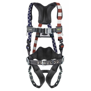Miller AirCore Patriotic Universal Full Body Harness