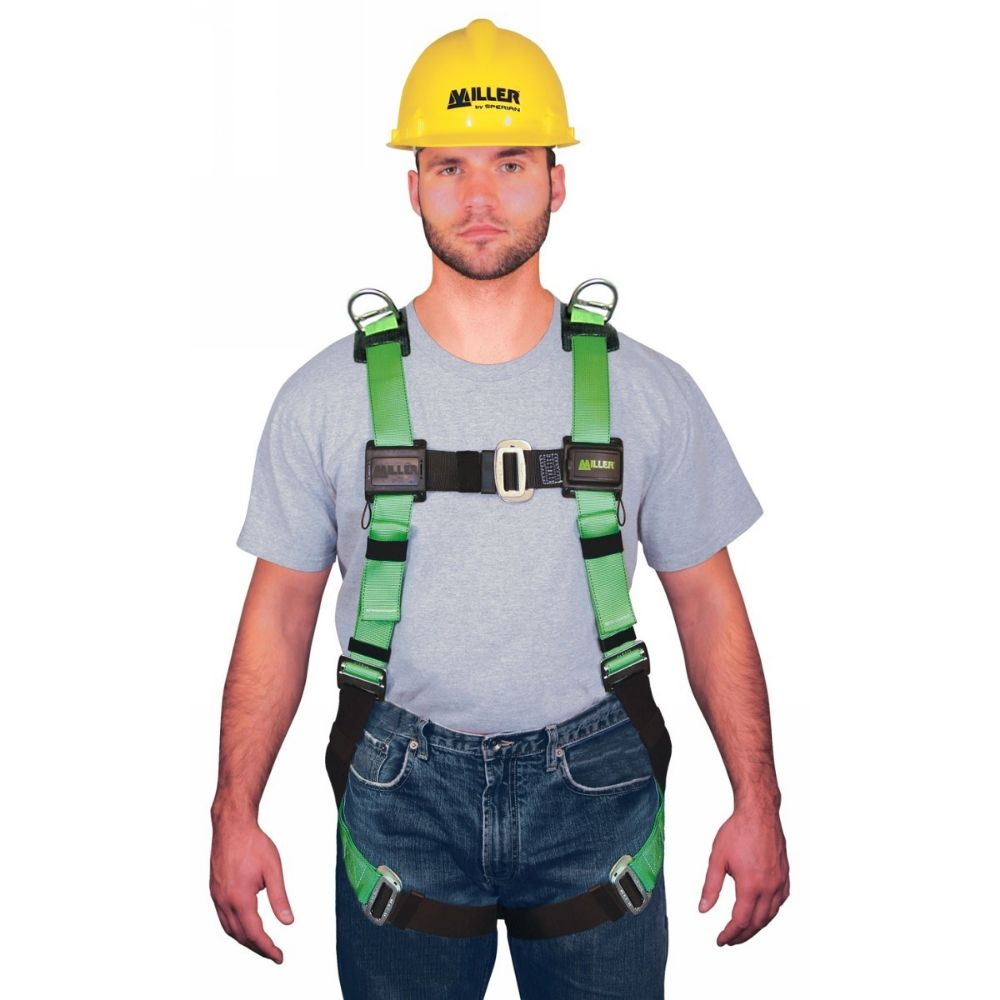 Miller HP 2X Non-Stretch Full Body Harness