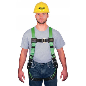 Miller HP Universal Non-Stretch Full Body Harness