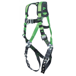 Miller Revolution Universal Construction Style Full Body Harness