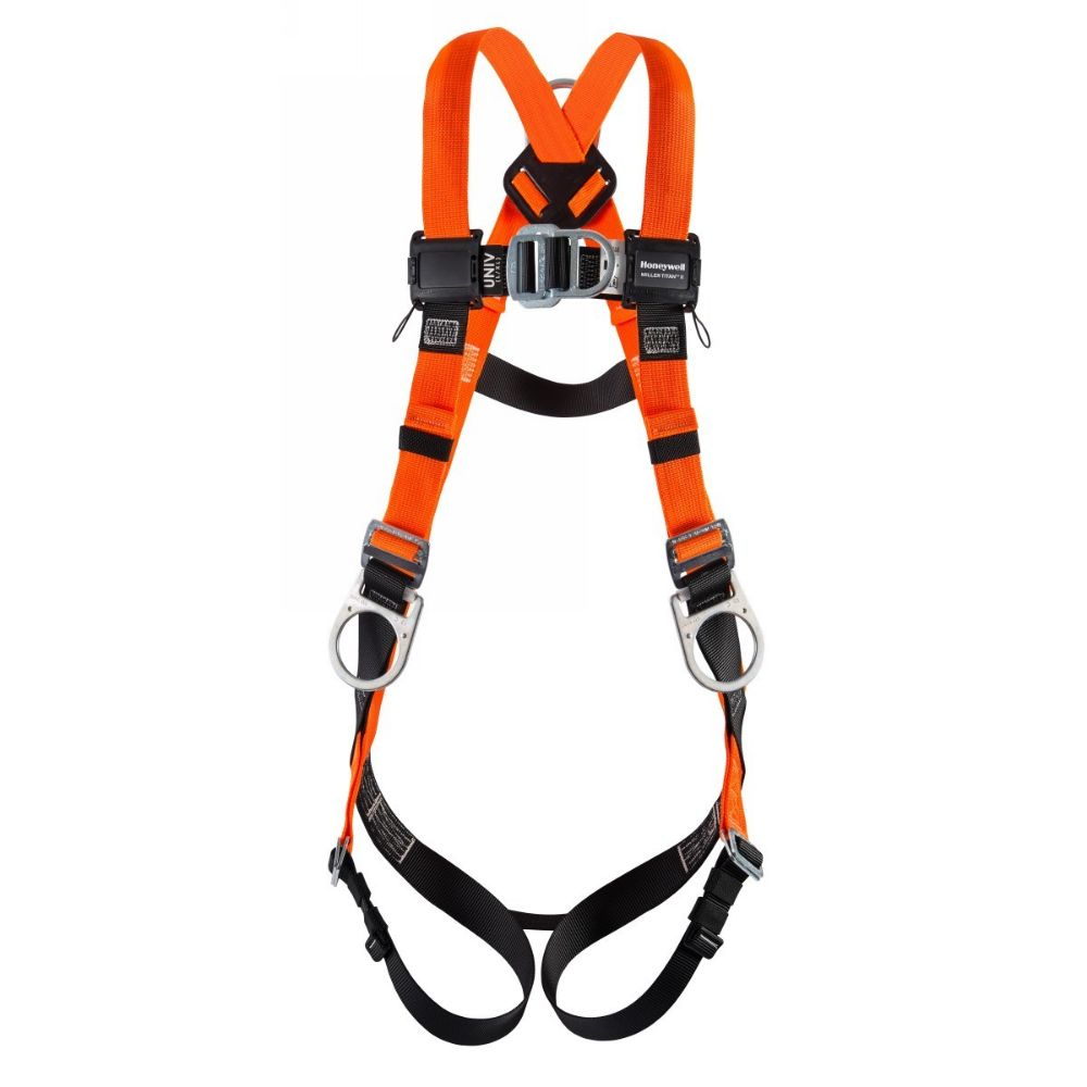 Miller Titan II Small - Medium Non-Stretch Full Body Harness