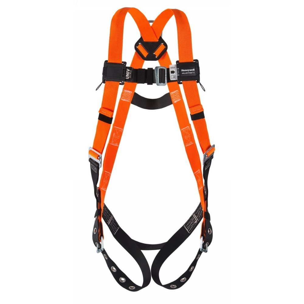 Miller Titan II T-FLEX 2X Full Body Harness
