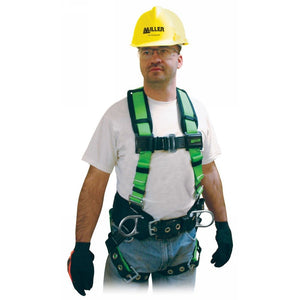 Miller Universal Non-Stretch Contractor Style Harness