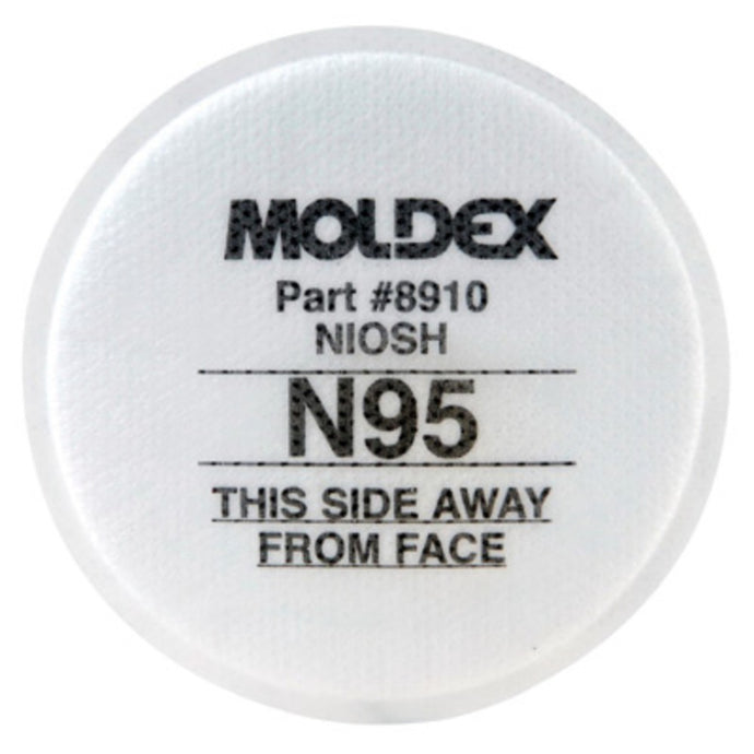 Moldex Pre-Filter ( 5 Pairs Pre-Filters - Pack)