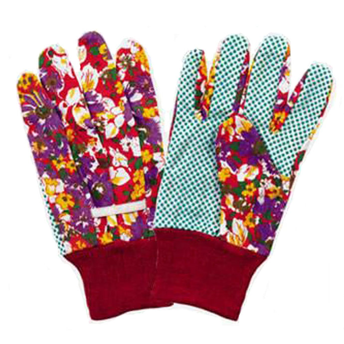 Multi-color Garden Glove