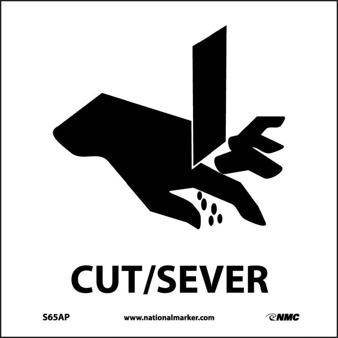 Cut/Sever Label - 5 Pack