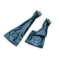 North Butyl 15mil Glovebox Gloves Hand Specific