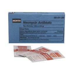 North By Honeywell 1 Gram Pouch Single Neomycin Antibiotic Ointment