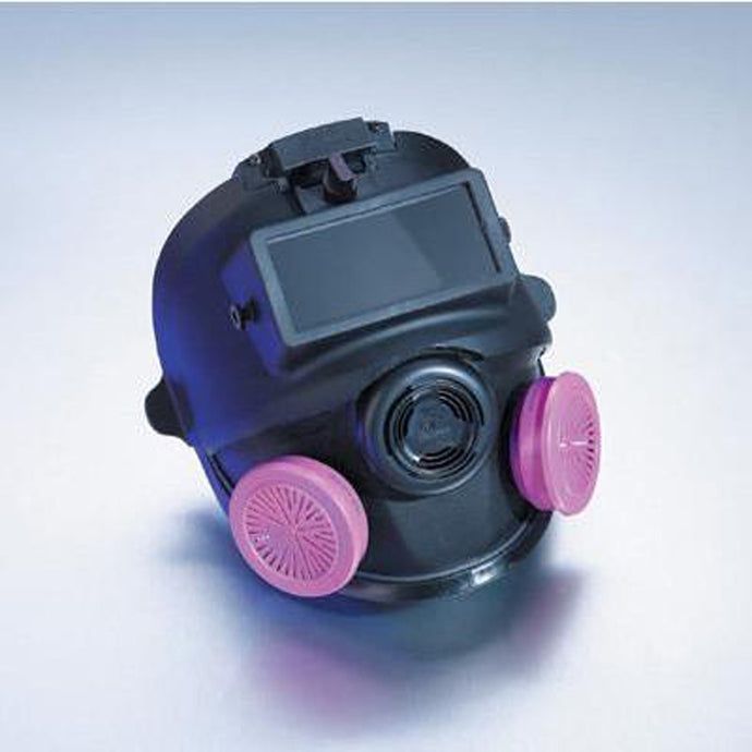 North - Elastomeric 5400 Series Full Face Facepiece With Welding Attachment