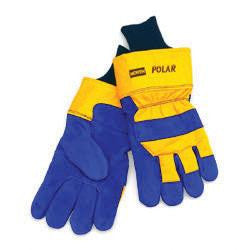 North Safety Polar Cowhide Thinsulate Lined Gloves