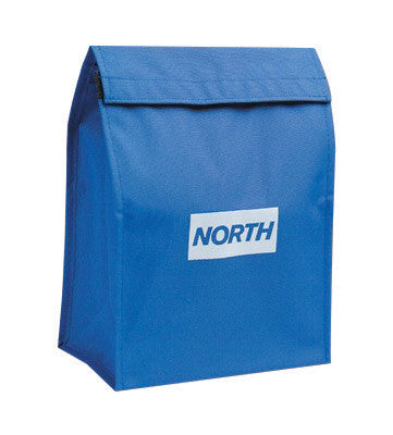 North by Honeywell Blue Nylon Carrying Bag For North 7600 Series Full Facepiece Respirator