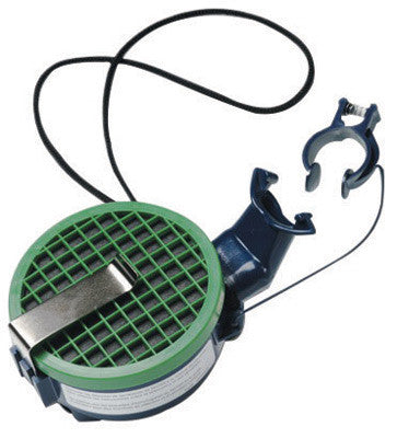 North by Honeywell 7904 Silicone Mouthbit 7900 Series Respirator With Belt Clip