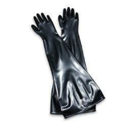 North Neoprene Glovebox Gloves Hand Specific 30mil