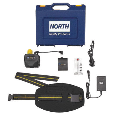 North By Honeywell PAPR Assembly With Blower, Battery Assembly, Back Pad And PVC Belt For Compact Air PAPR System